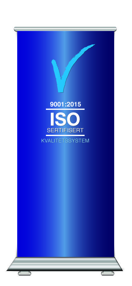 ISO 9001:2015 roll-up