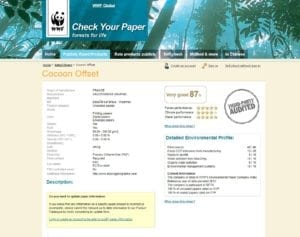 Check your paper WWF result for Destination Colouring paper