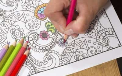 Adult coloring books are selling like crazy. Here's why.